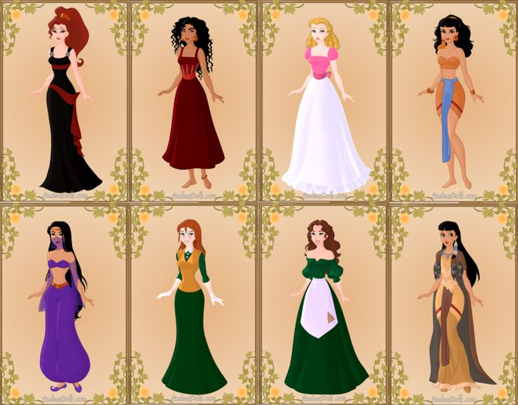 Megaras Mother Esmeraldas Mother Cinderellas Mother