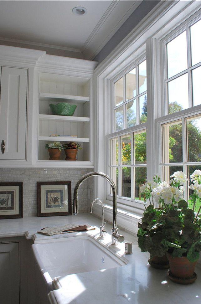 1000 Ideas About Window Over Sink On Pinterest Kitchen