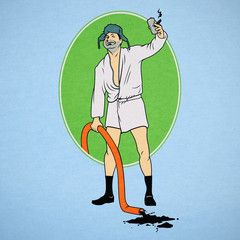 Cousin Eddie Shitter Was Full Christmas Vacation The