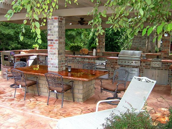 outdoor kitchens on a budget images outdoor kitchens designs table design idea s pinterest on outdoor kitchen ideas on a budget id=51852