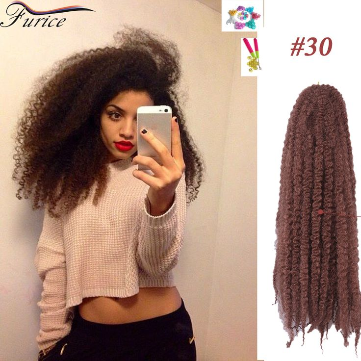 17 Best Ideas About Curly Crochet Hair On Pinterest