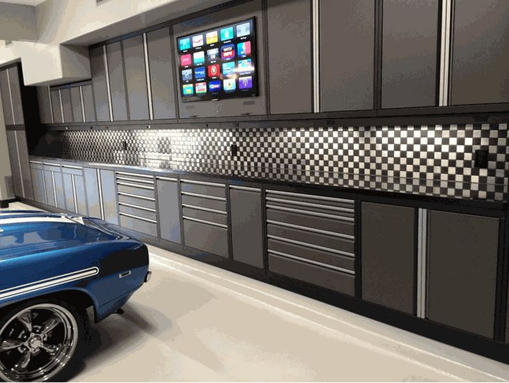 43 best images about cool garages on pinterest gladiator on extraordinary affordable man cave garages ideas plan your dream garage id=16483