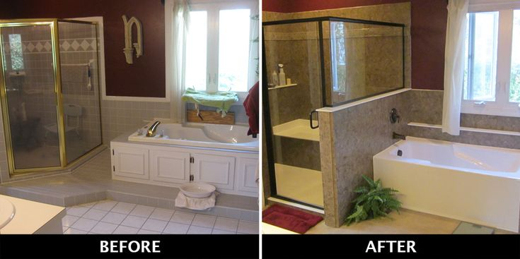 1000 Images About Brytons Before Amp After Bathroom Remodeling Photos On Pinterest Shower Pan