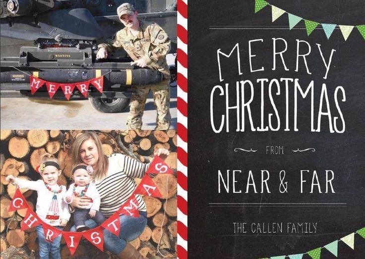 Deployment Christmas Card Deployment Pinterest Cards