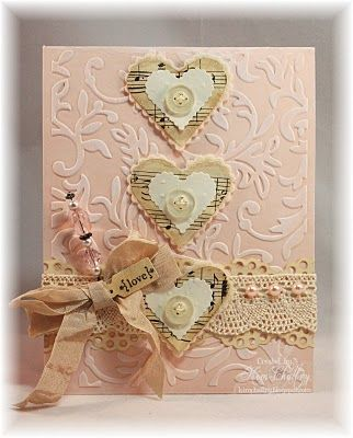 Top 25 Ideas About Vintage Handmade Cards On Pinterest