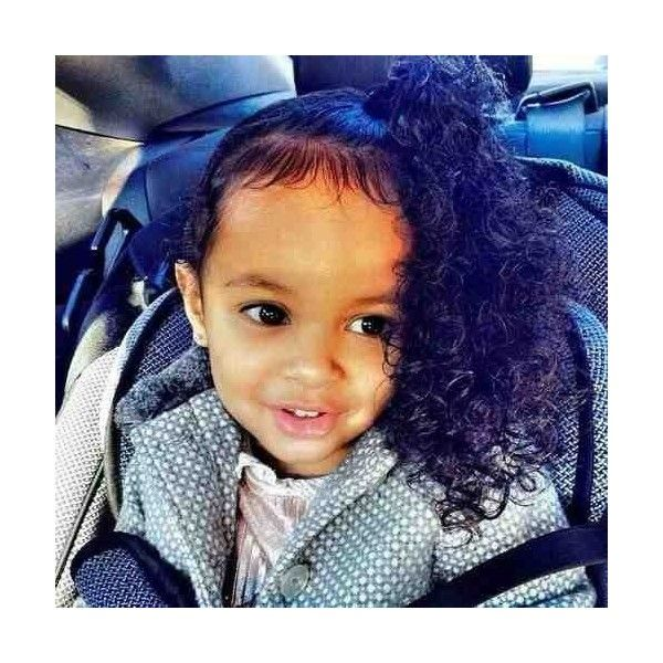 Cute Mixed Girls Swag And Curly Hair