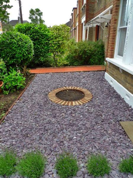 slate garden landscaping 1148 best Front yard landscaping ideas images on Pinterest