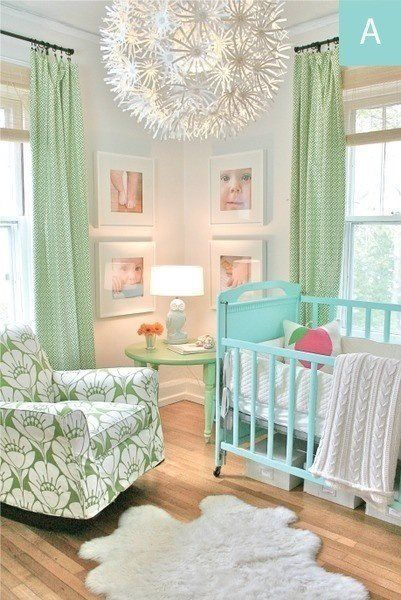 Baby's room 20 non-pink nursery ideas: