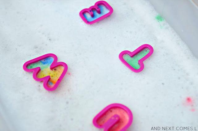 17 Best Ideas About Foam Letters On Pinterest Concrete