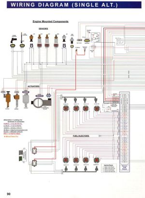 73 powerstroke wiring diagram  Google Search | work crap