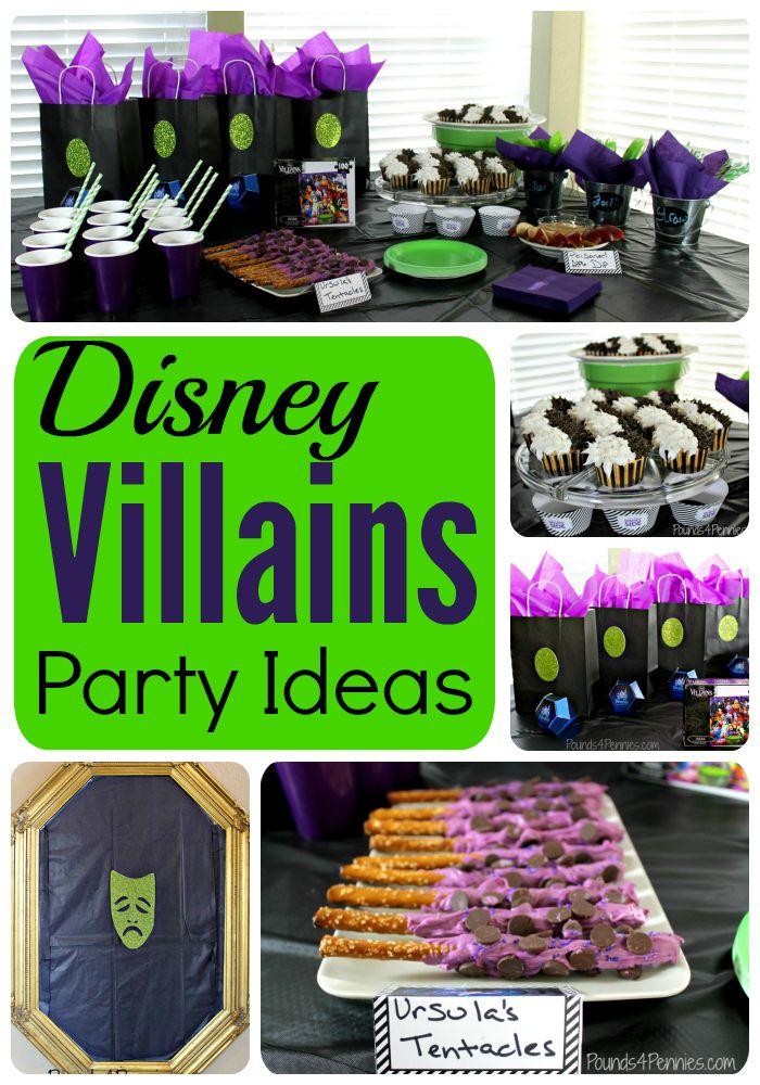 17 Best Ideas About Villains Party On Pinterest Batman