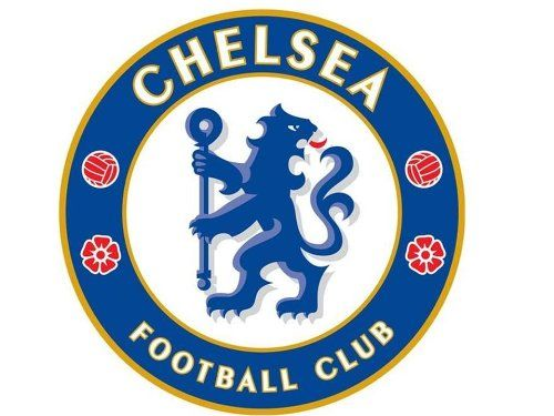 7.5 inch Chelsea The Blues FC Club Football Team Emblem ...