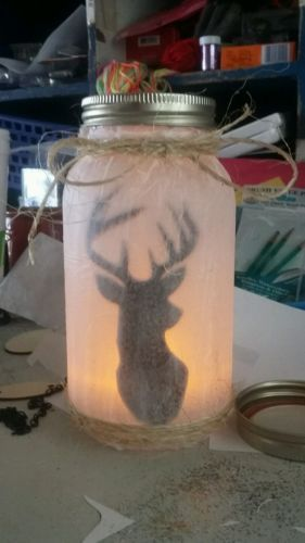 Top 25 Ideas About Primitive Mason Jars On Pinterest