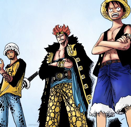 31 Best Images About One Piece 11 Supernova On Pinterest