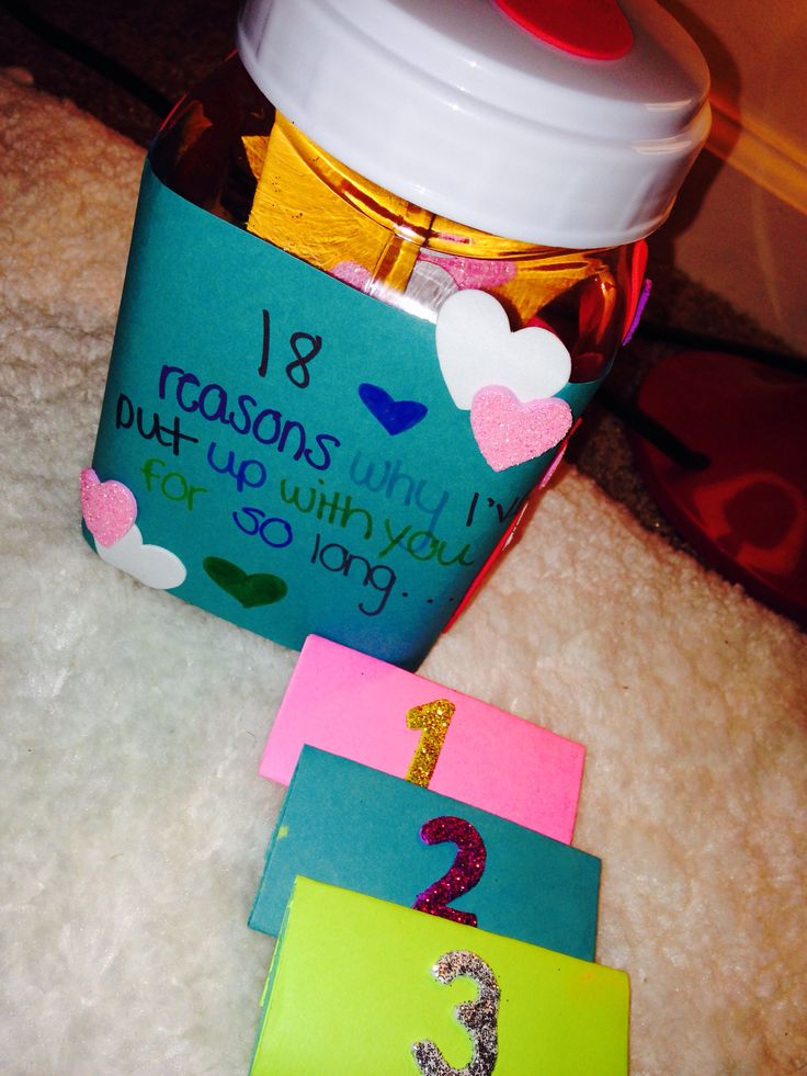Cute gifts for boyfriend 18 reasons why ive put up with