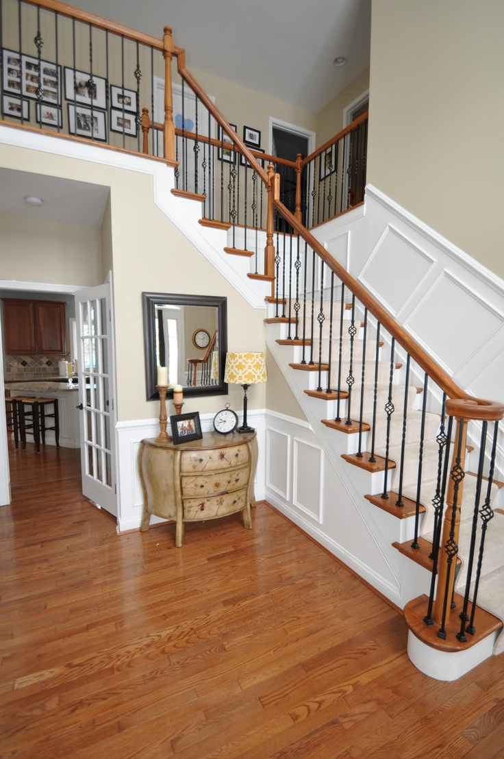 foyer paint sw urban putty paint colors pinterest on show me beautiful wall color id=94390