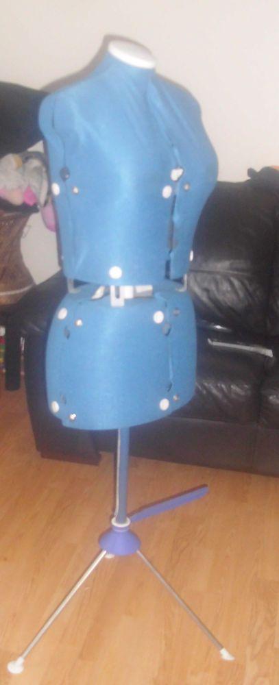 Vintage Adjustable Ardis Venus Dressmakers Tailors Dummy