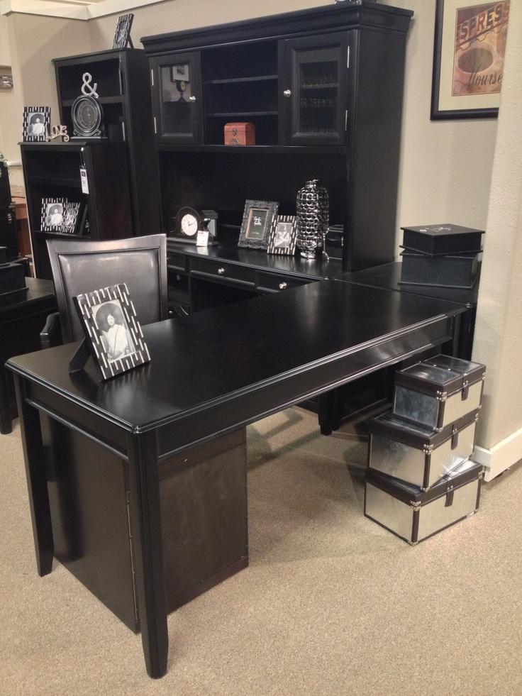 Signature Design By Ashley Laflorn Oak Power Chair Side