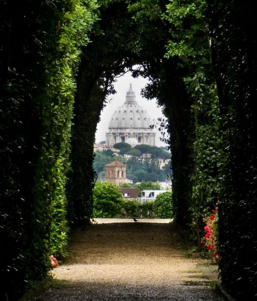 Image result for giardino degli aranci