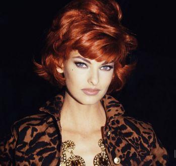 Image result for linda evangelista hair colors