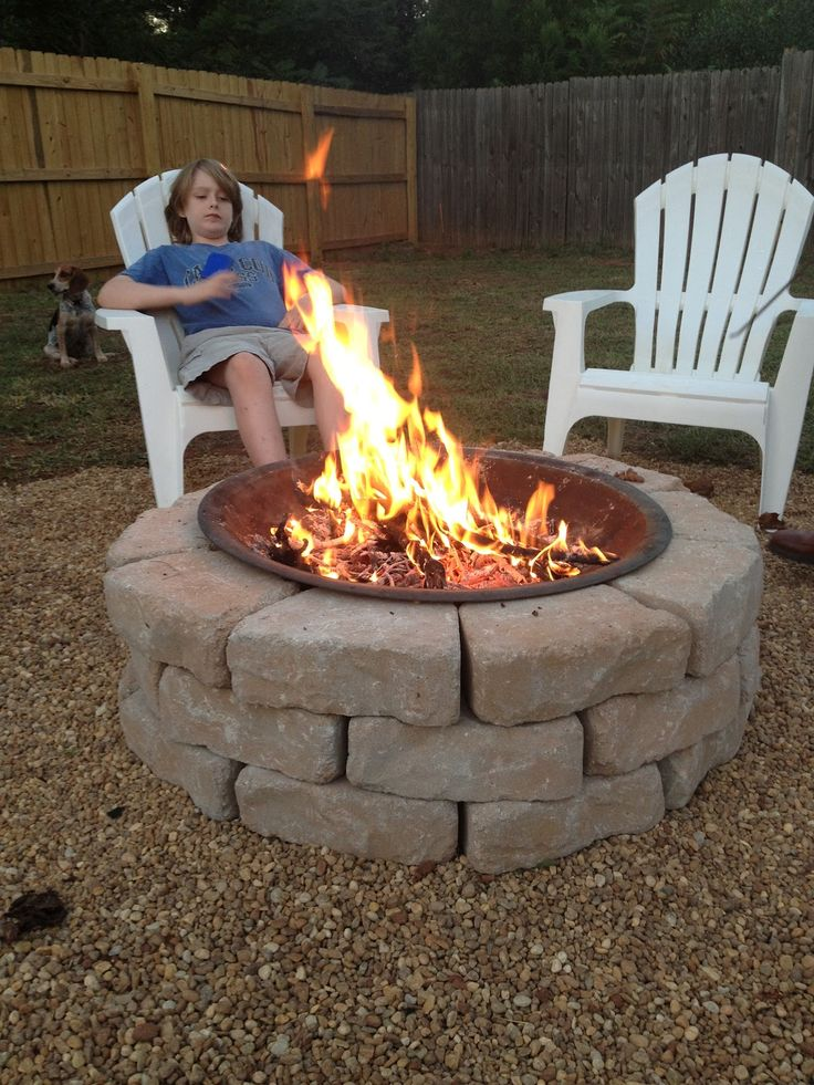 117 best images about backyard fire pits on pinterest on best large backyard ideas with attractive fire pit on a budget id=46943