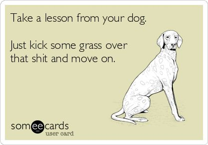 One of my resolutions for the New Year. Yep I will take a lesson because my awesome dog does it LIKE A BOSS!  lol