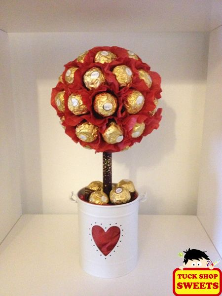 132 Best Images About Ferrero Rocher Bouquets On Pinterest