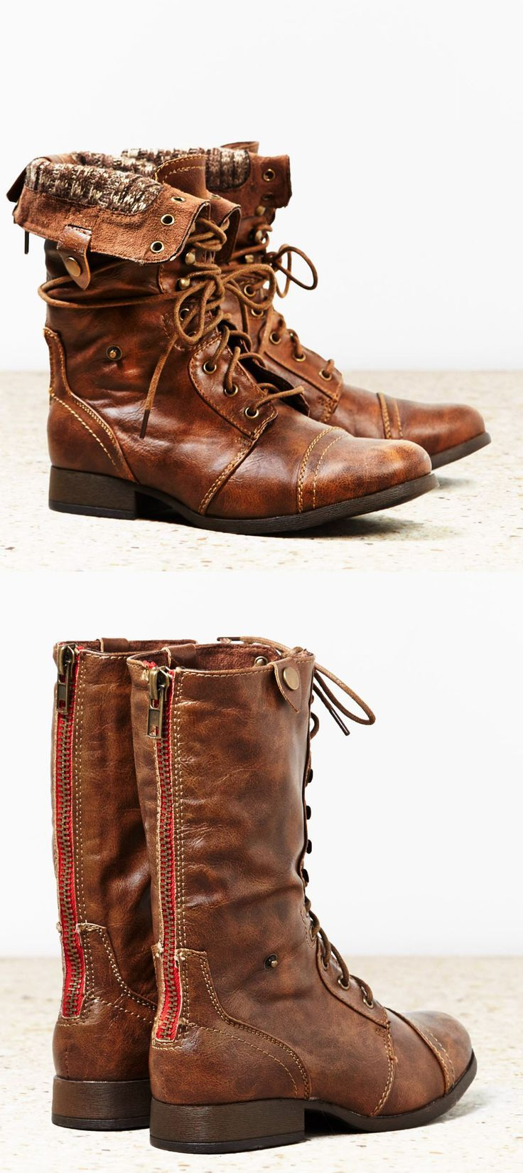 Lace-Up Boot | American Eagle Outfi
