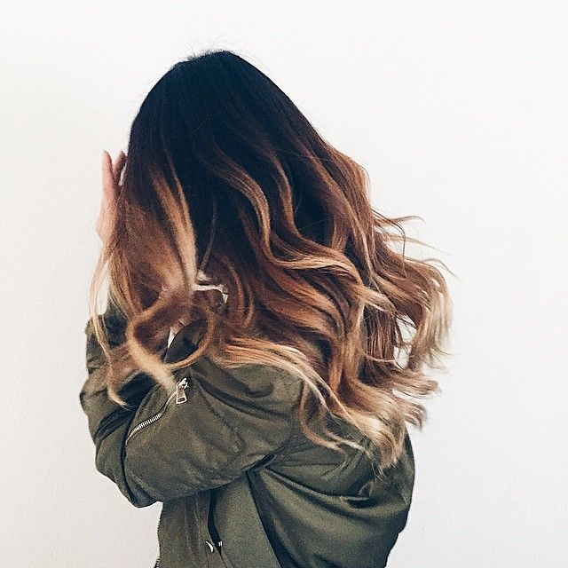 Did something like this a couple of months ago. It does look really really good but my hair is ruined, I now am gonna cut all the
