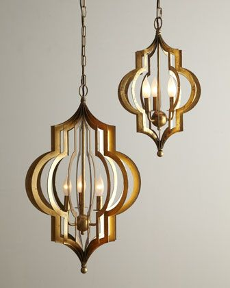 Pattern Makers Chandelier By Regina Andrew Design