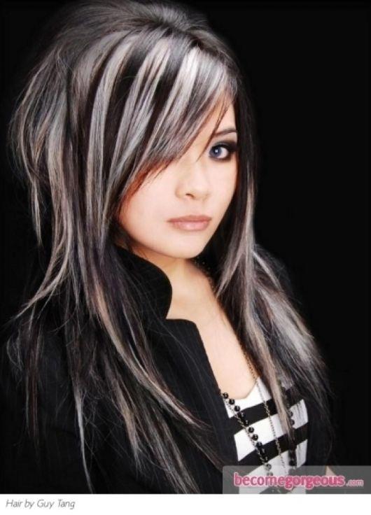 Hair  Color  Ideas  for Dark  Hair  appetizers Pinterest