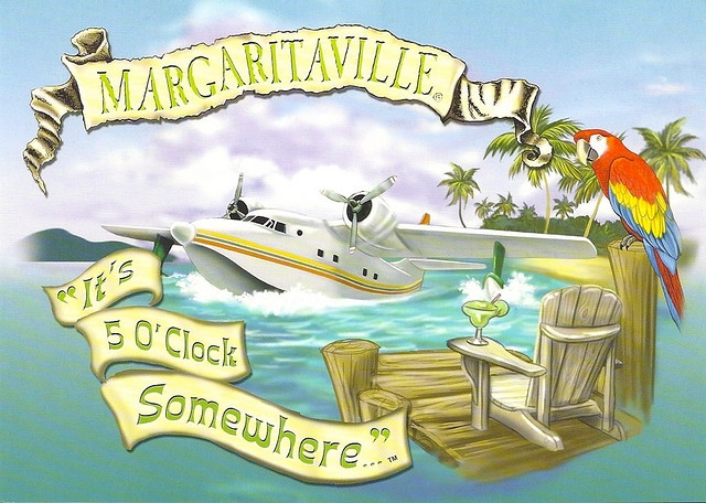 Other Margaritaville Its 5 OClock Collage