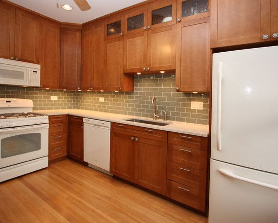 kitchen white appliances design pictures remodel decor and ideas page 4 redoing the lake on kitchen remodel appliances id=11732