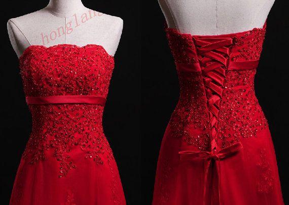 25+ Best Red Lace Dresses Ideas On Pinterest