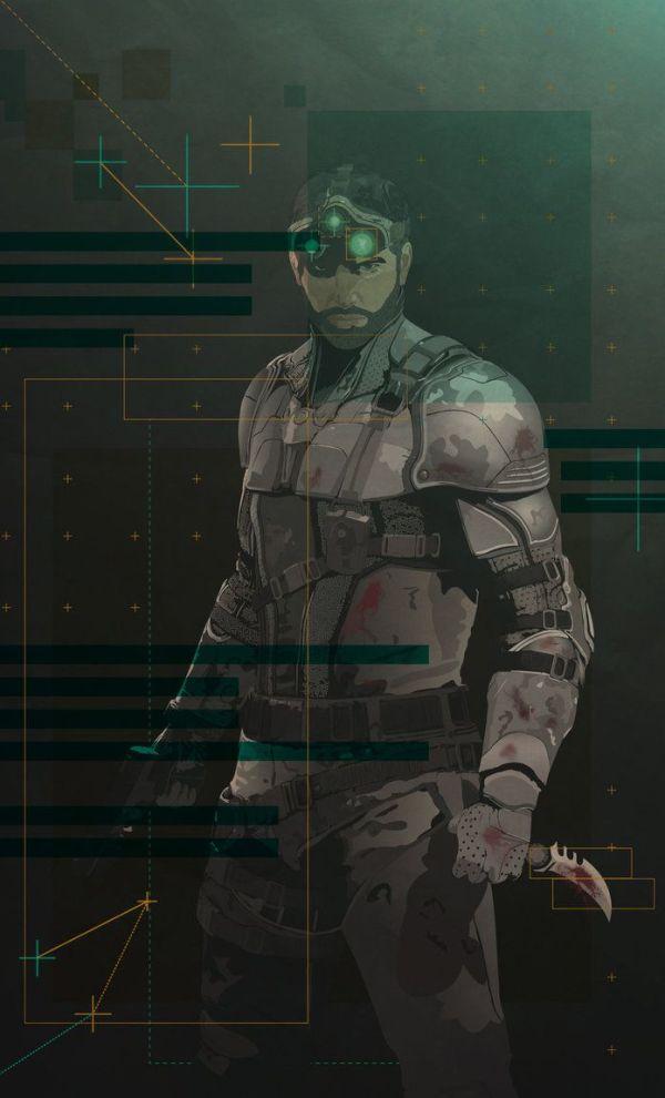 Splinter Cell: Blacklist by Mik4g.deviantart.com | * Games ...