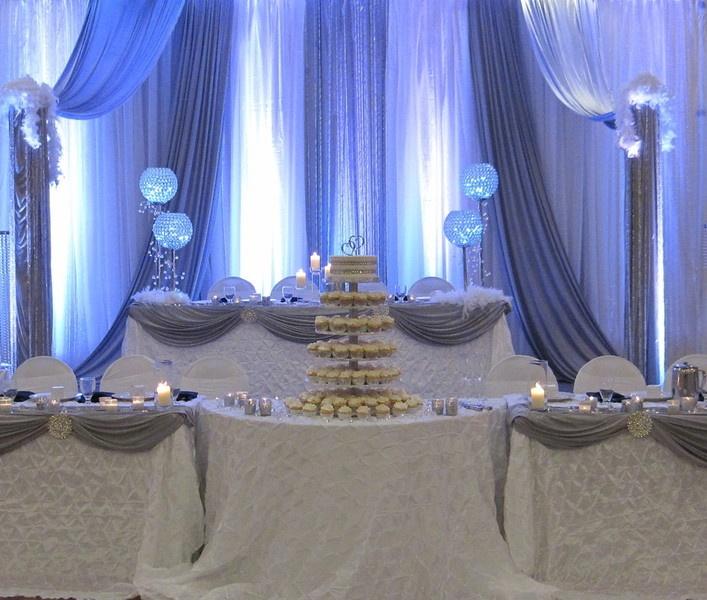 BackdropHead Tables Sultanas Wedding Decor Head