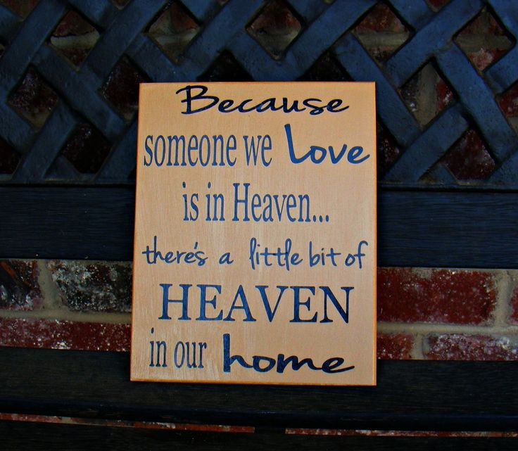 Quotes Someone Heaven Missing About Powerful