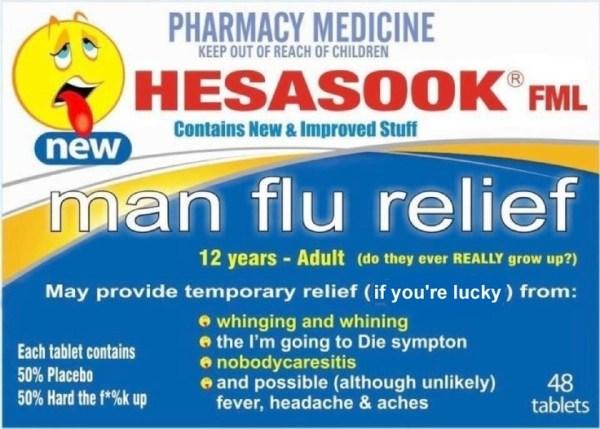 flu tablets