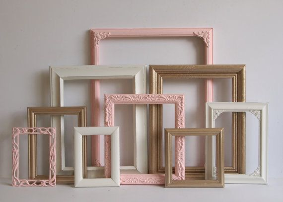 17 Best Ideas About Gold Picture Frames On Pinterest