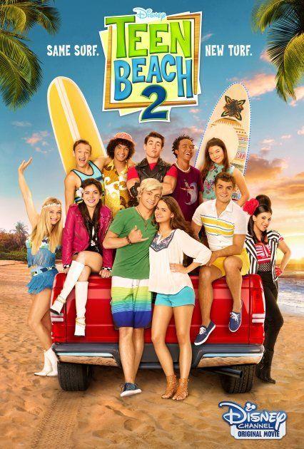 Poster do filme Teen Beach 2