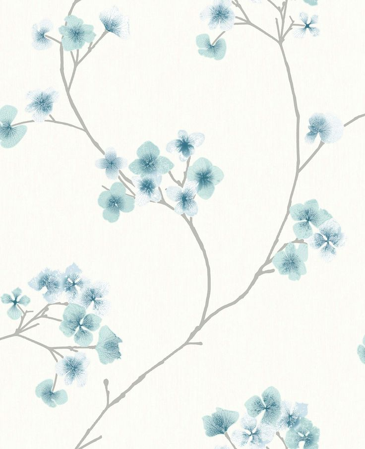 Innocence Radiance 33 X 20 Floral And Botanical Wallpaper Products Pinterest Wallpapers