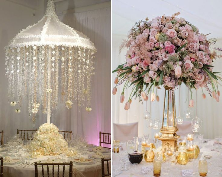 10 Wedding Centrepieces With The Wow Factor Wow Factor