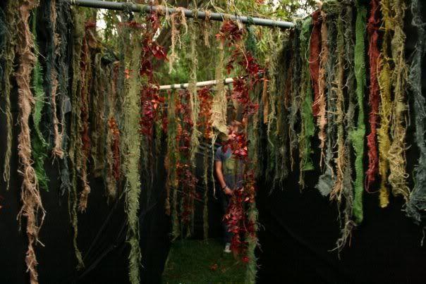 Bayou Swamp Decorations