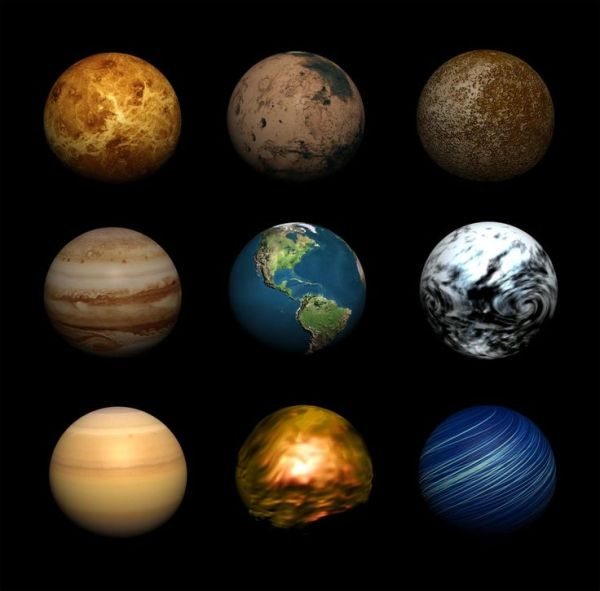 9 Planets remember when there were nine planets and