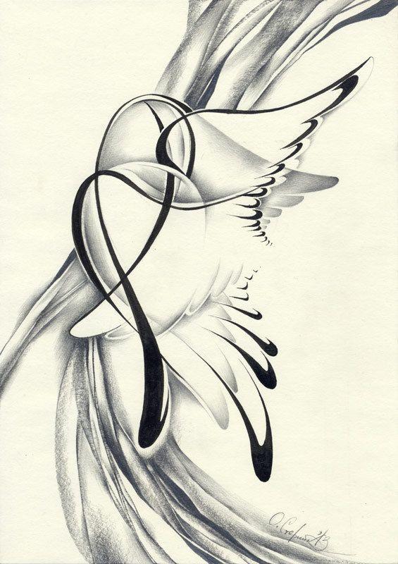 25+ beste ideeën over Abstract Pencil Drawings op ...