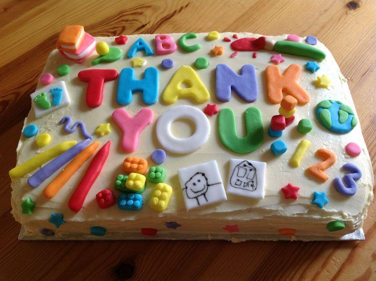 Thank You Cake Party Ideas Pinterest Cake Fun Food