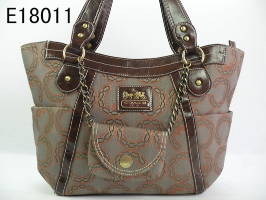 Coach baby bag from a Coach Outlet. :)
