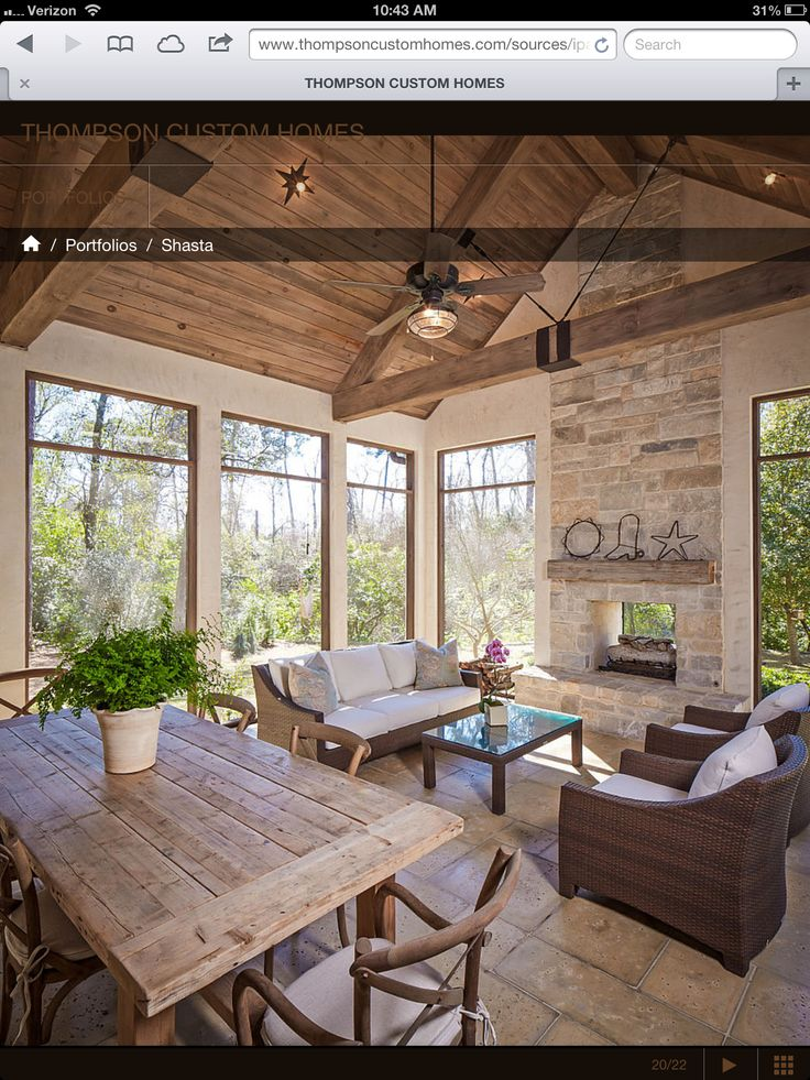 The 25+ best Enclosed patio ideas on Pinterest | Screened ... on Inclosed Patio Ideas  id=28408