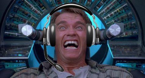 Arnold Schwarzenegger total recall