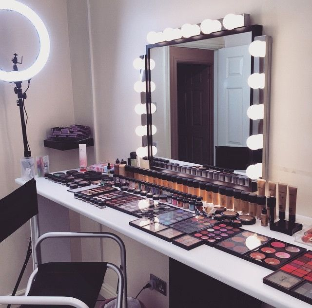 43 best images about Makeup & Hair Studio Ideas on ... on Makeup Room  id=68920